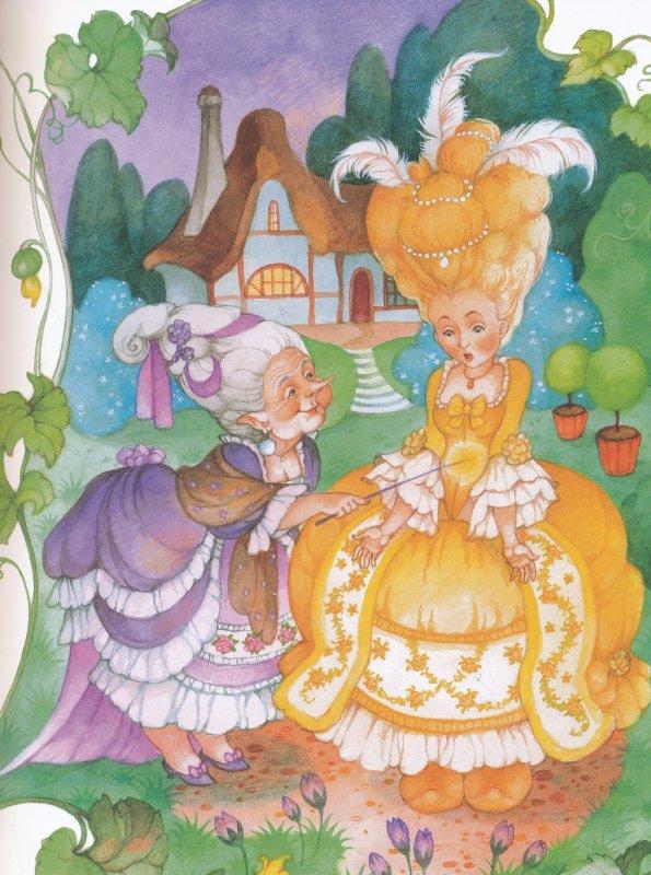 внешний шарля перро картинки из сказок маленькой кухни стиле